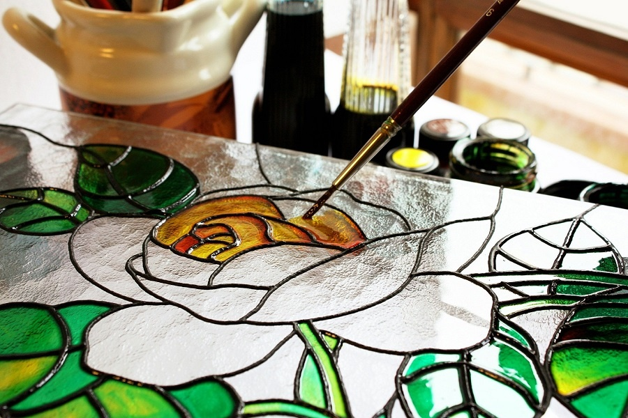 Bentuk Estetik pada Seni
