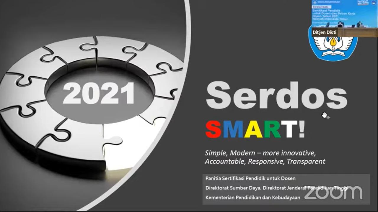 Apa yang Baru dari Sertifikasi Dosen (Serdos) 2021?